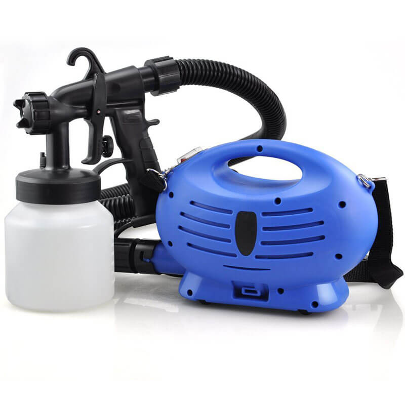 Paint Zoom Professional Electric Paint Sprayer Gun Adjustable Flow Control For Cars Furniture Woodworking painting machine tool