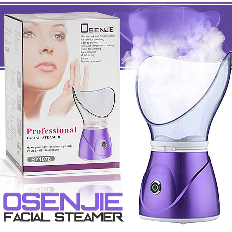 Deep Cleaning Facial Osenjie Professional Facial Steamer - Thermal Sprayer Skin Care Tool household Spa beauty instrument