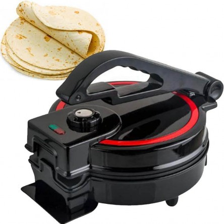 Best Quality non-stick Electric Roti Maker / chapati maker (Black)